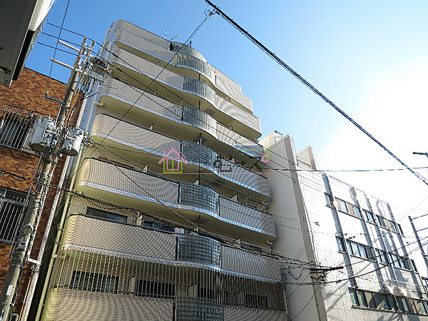ビバリーヒルズ本田西[7階]の外観