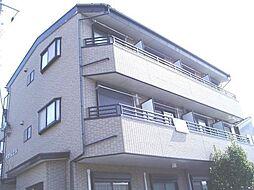 カステルC・K[3階]の外観