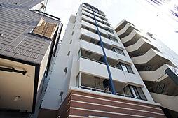 兵庫県神戸市中央区下山手通6丁目の賃貸マンションの外観