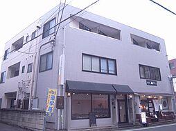 栗山マンション[3階]の外観