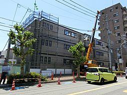 D-room新庄町[3階]の外観