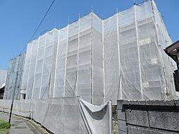 (仮)D-room西綾瀬[2階]の外観