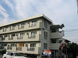 リバーサイド西賀茂[1階]の外観