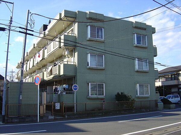 埼玉県ふじみ野市築地3丁目の賃貸マンション