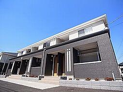 千葉県柏市酒井根2丁目の賃貸アパートの外観