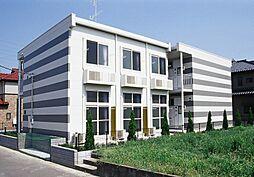 埼玉県吉川市吉川2丁目の賃貸アパートの外観