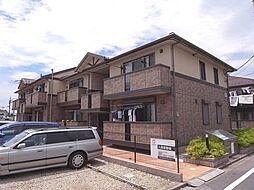 千葉県船橋市新高根4丁目の賃貸アパートの外観