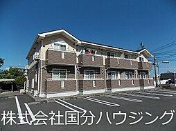 JR日豊本線 姶良駅 徒歩13分の賃貸アパート