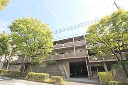 大阪府豊中市緑丘4丁目の賃貸マンションの外観