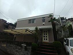 東京都武蔵野市境3丁目の賃貸マンションの外観