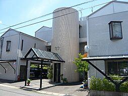 京都府京都市西京区川島寺田町の賃貸マンションの外観