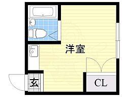 東天下茶屋駅 2.3万円