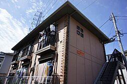 千葉県船橋市旭町6丁目の賃貸アパートの外観