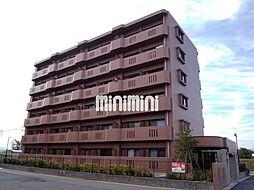 マンション亀山[6階]の外観