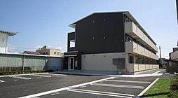 静岡県沼津市五月町の賃貸アパートの外観