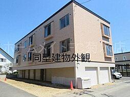 サマセット・ハウス弐番館[3階]の外観