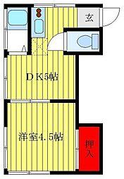 東武練馬駅 5.2万円