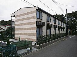 東京都小金井市桜町2の賃貸アパートの外観