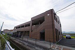 maison de yuu[1階]の外観