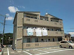 岐阜県岐阜市石原2の賃貸アパートの外観