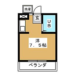 千代崎駅 1.5万円