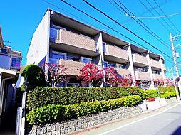 東京都練馬区下石神井6丁目の賃貸マンションの外観