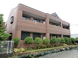 大阪府茨木市島4の賃貸マンションの外観