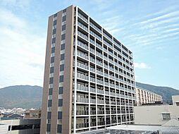 福岡県北九州市小倉北区片野新町3丁目の賃貸マンションの外観