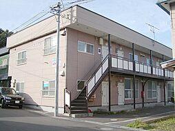コーポミキ1[2階]の外観
