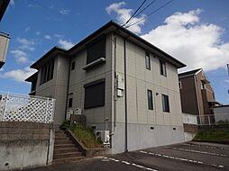 アクティC棟[1階]の外観