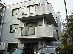 大阪府豊中市服部元町2丁目の賃貸マンションの外観