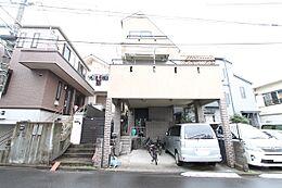 大井町駅より徒歩10分立会川駅より徒歩6分の便利な立地