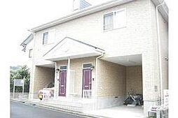 愛知県岡崎市藤川荒古2丁目の賃貸アパートの外観
