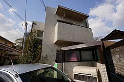 兵庫県宝塚市中筋山手1丁目の賃貸マンションの外観