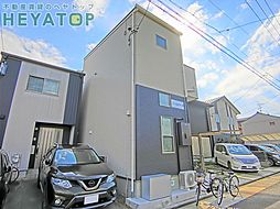 愛知県名古屋市南区観音町9丁目の賃貸アパートの外観