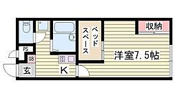 英賀保駅 3.8万円