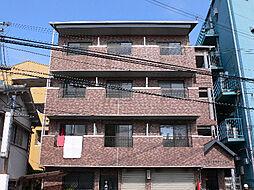 ドミール橘土生 1[2階]の外観