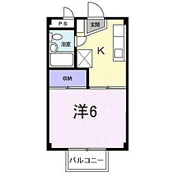 旭前駅 2.6万円