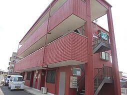 滋賀県守山市岡町の賃貸マンションの外観