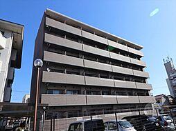 大阪府吹田市岸部南1丁目の賃貸マンションの外観
