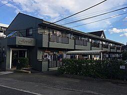 東京都府中市分梅町5丁目の賃貸マンションの外観