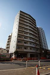 東京都品川区二葉1丁目の賃貸マンションの外観