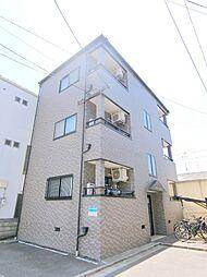 大阪府東大阪市友井2丁目の賃貸マンションの外観