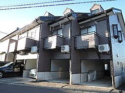 ノーブル桜川[203号室]の外観