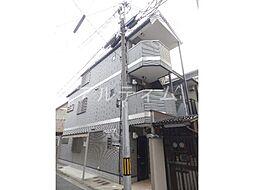 京都府京都市東山区石橋町の賃貸マンションの外観
