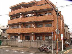 東京都目黒区原町2丁目の賃貸マンションの外観