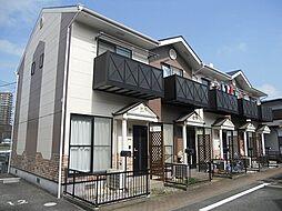 [テラスハウス] 神奈川県厚木市温水西1丁目 の賃貸【神奈川県 / 厚木市】の外観