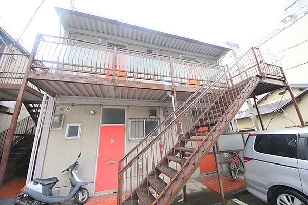 パナハイツ大宮 2階の賃貸【奈良県 / 奈良市】