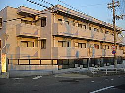 兵庫県神戸市垂水区西舞子5丁目の賃貸マンションの外観