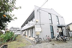 神奈川県相模原市緑区東橋本3丁目の賃貸アパートの外観